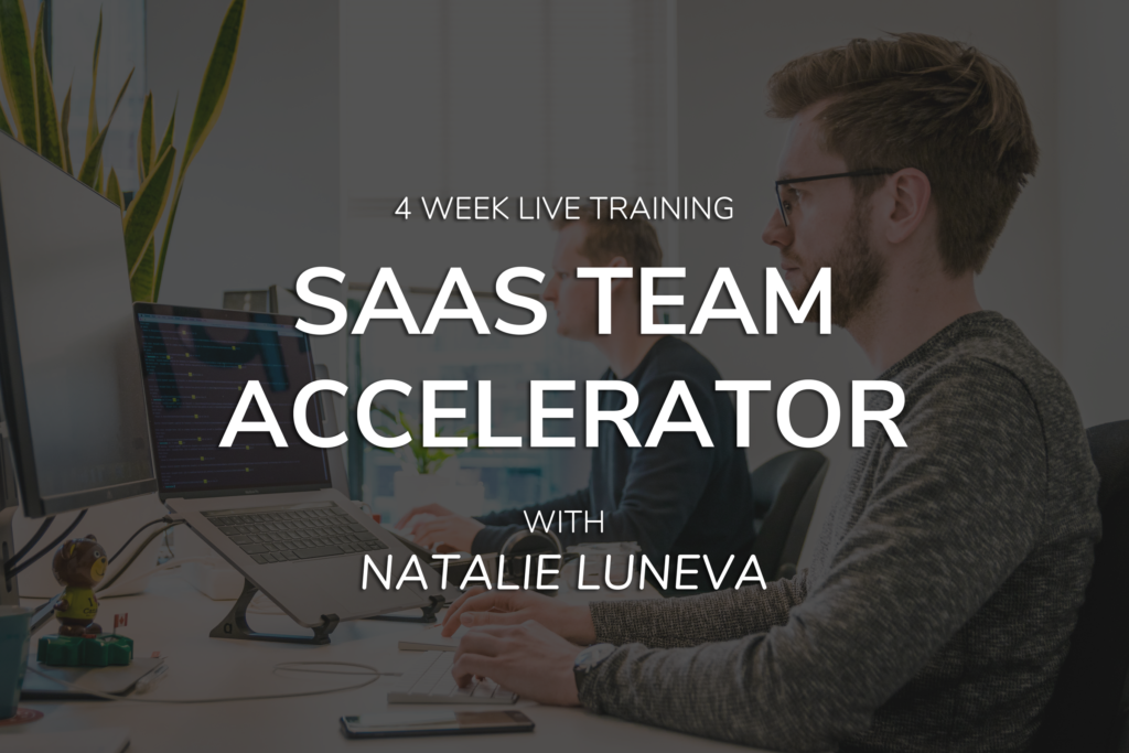 SaaS Team Accelerator Head