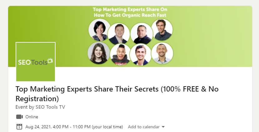 Top Marketing Experts Share Their Secrets